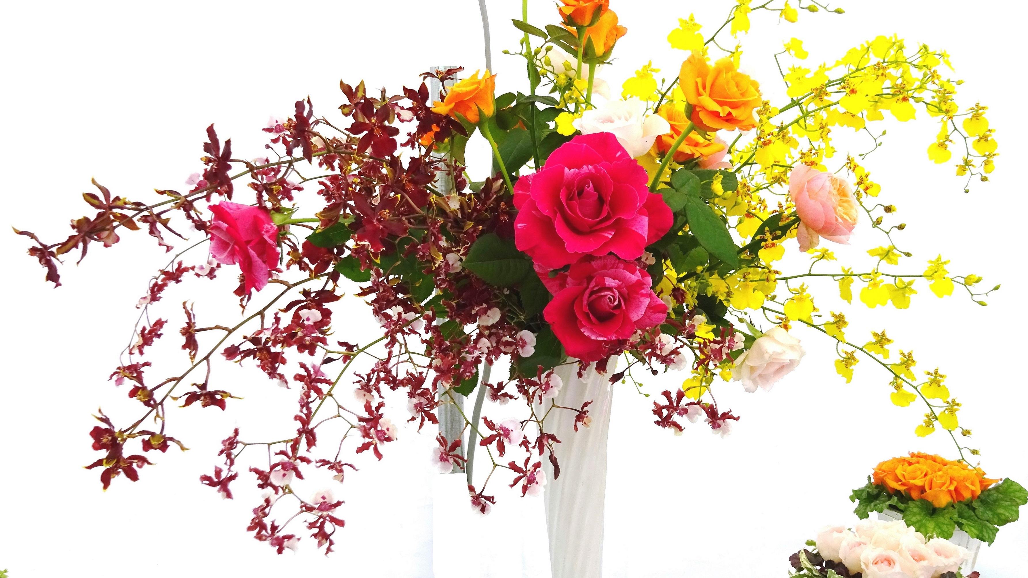 1月21日(土)開催「花カフェでしずおかの花を楽しもう♪」