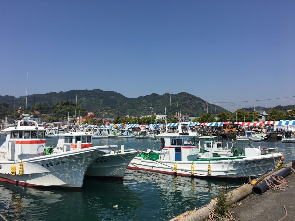 2017用宗漁港まつり④