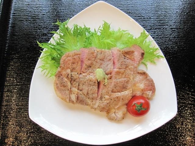 """静岡市のブランド豚""""TEA豚""""が紹介されました!"""