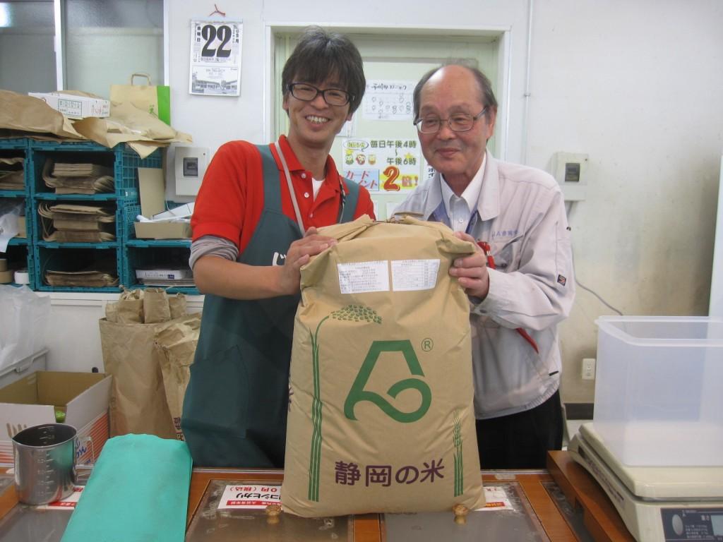 収穫の秋、「大谷青年部特別栽培米」の販売が開始しましたの画像