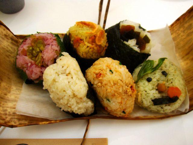 地元食材を活用した「おむすびコンテスト」が開催されました。
