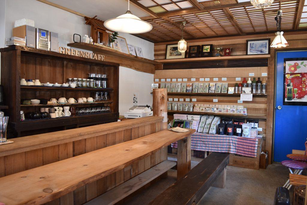 直売所レポート(17)「GREEN∞CAFE(グリーンエイトカフェ)」~清水区和田島~の画像