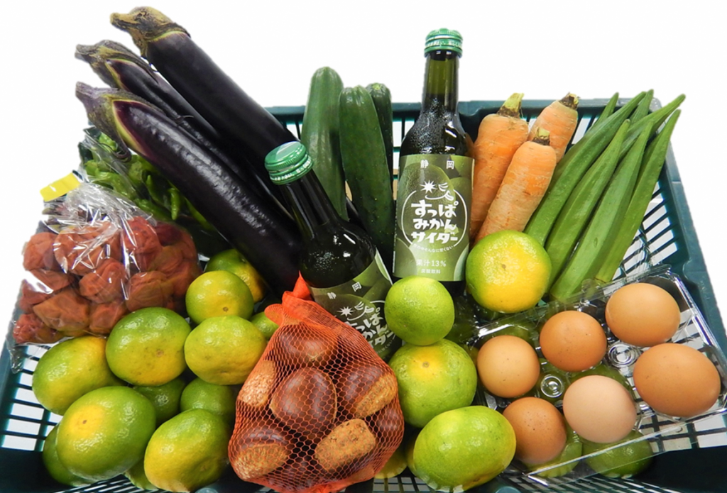 【毎月第3水曜開催】 「清水いはらキッチン」新鮮な地元農産物の直売やります!の画像